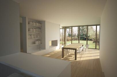 Extension house WM