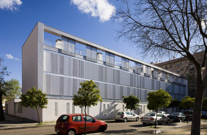 Seville University Residence Hall