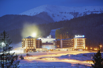 Radisson Blu Resort, Bukovel