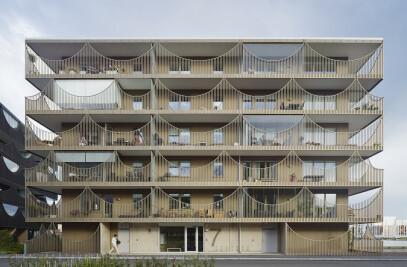 Västra Kajen Housing