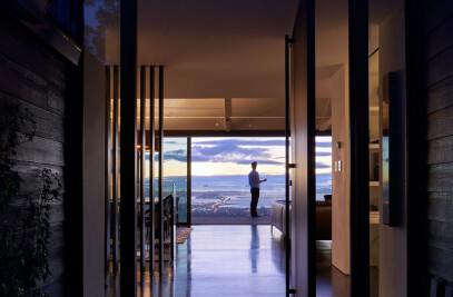 A house with a view
