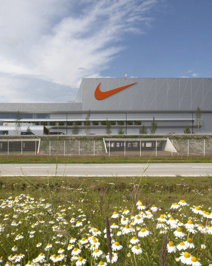 NIKE European Logistics Center | Jaspers-Eyers Architects | Archello