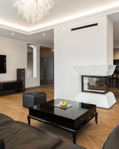 Elegant private house in Cracow