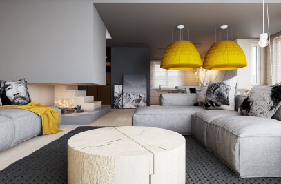 Apartment by Kuoo Architects