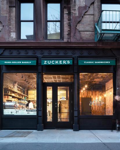 Zucker's Bagels & Smoked Fish