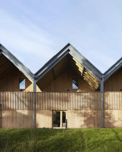 Bedales School Art and Design Building