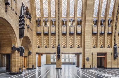 Interior Library Utrecht