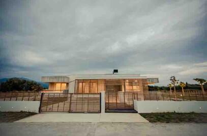 Privet House in Greece Komotene