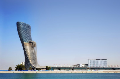 The Capital Gate ADNEC
