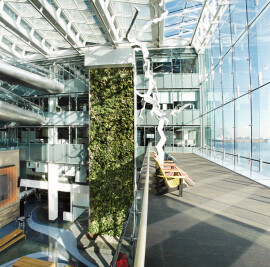 CORUS QUAY OPENS ON TORONTO'S WATERFRONT