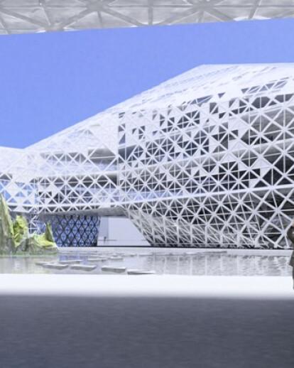 Mocape, Museum Of Contemporary Art & Planning Exhibition Shenzhen