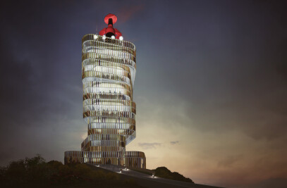 Redesign for the Jerez MotoGP Circuit's Tower