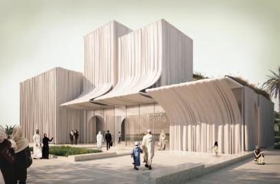 Expo 2020 Dubai - Luxembourg Pavillion