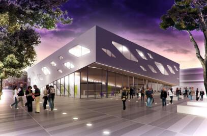 New Cultural Center of Meudon-la-Forêt