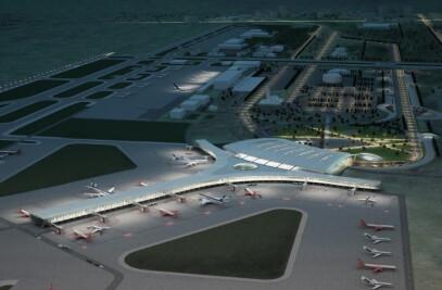 Tehran International Airport T 2