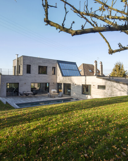 Villa, Normandie (14)