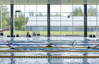 Indoor Swimming Pool- Uster