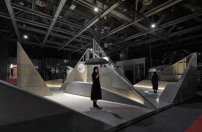 CITY   2016 Guangzhou Design Week C&C Booth