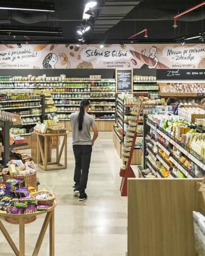 Organic Food Store Bio Bio Brigada Archello