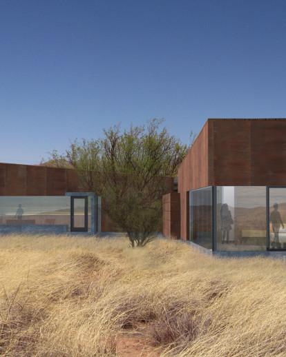 House in Patagonia, Arizona