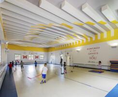 Gymnasium/Auditorium After