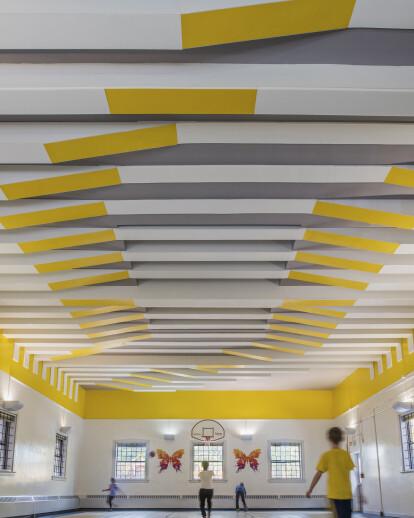 Ancona School Auditorium Transformation