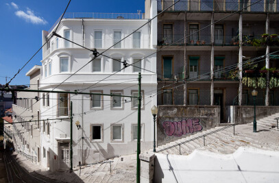 Building Rehabilitation In Calcada do Lavra