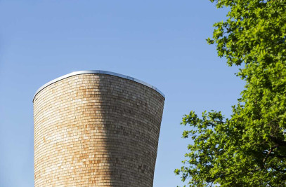 Ventilation Towers for the Northern Link