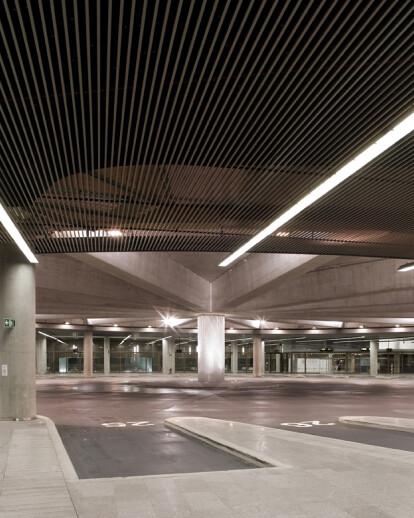 Pamplona Bus Station
