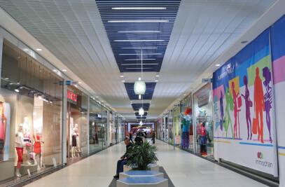 Auchan shopping mall