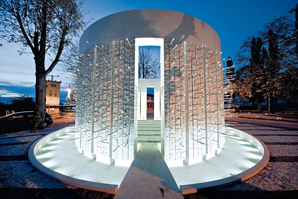 Kozarac Monument