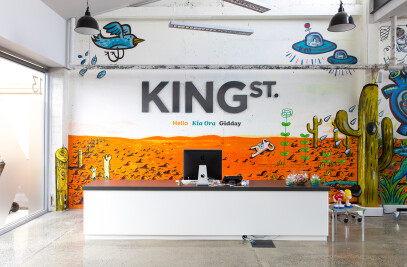 King St Office