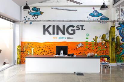 King St Office