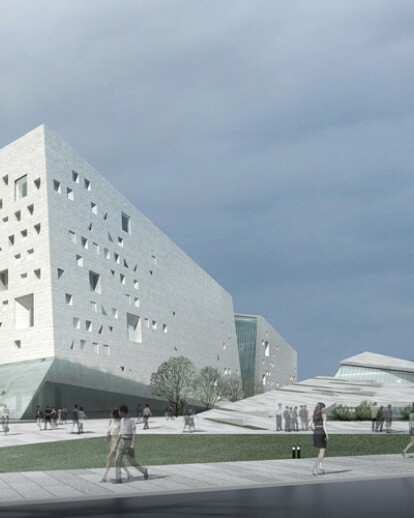 MoMA CHENGDU – TianFu Museum of Modern Art