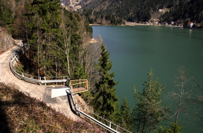 Alleghe's Lake: Nature & History