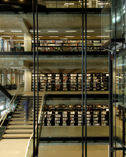 Grande Bibliothèque du Quebec