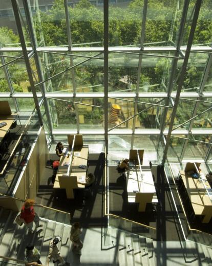 Winnipeg Centennial Library Addition