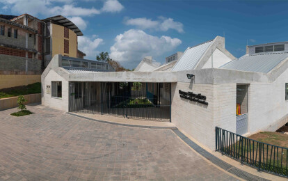 Relieve Arquitectura