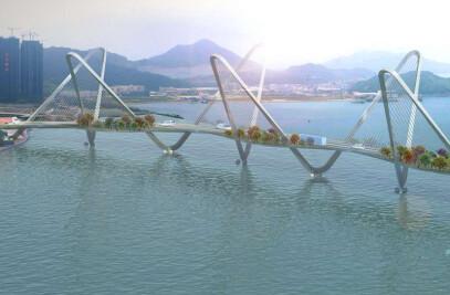 Cross Bay Link Bridge