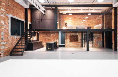 Photographic Studio in Warsaw