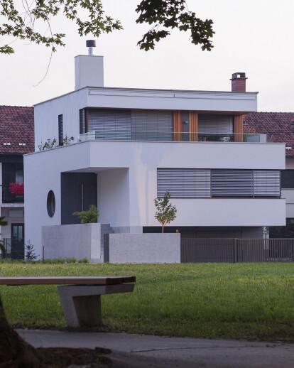 Family House in Ljubljana, Slovenia – Pocket-Size Villa