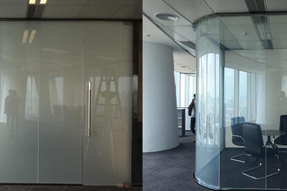 HUICHI smart switchable glass