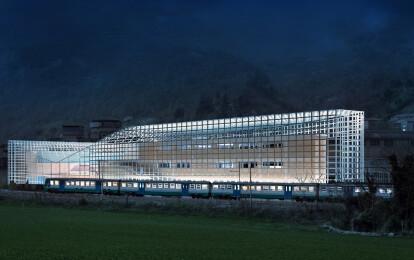 SPARCH Sakellaridou / Papanikolaou Architects