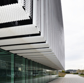 Headquarter building for the Science Park of the University of the Basque Country (UPV)