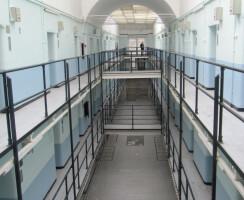 Shepton Mallet Prison Interior