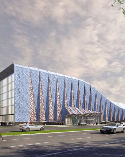 Sino Portuguese Trade Center
