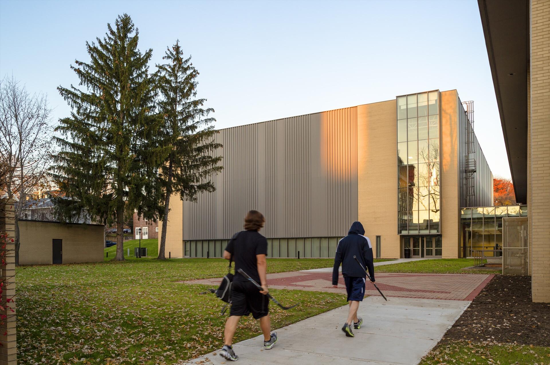 Scandlon Gymnasium at King's College