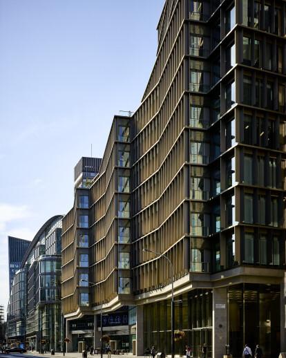 The Zig Zag Building