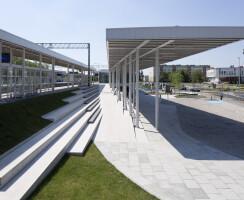 The Transport Hub in Solec Kujawski
