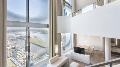 Maisonette Suite at The Westin Hamburg